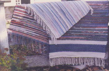 [Picture of Woven Rugs]